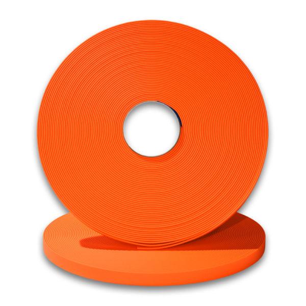 longe biothane orange 9mm